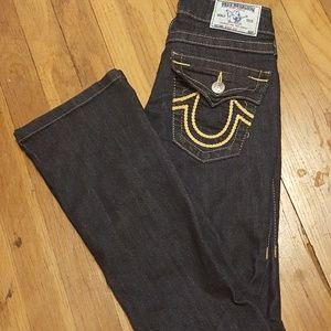 NWOT True Religion Brand Jeans size 24